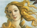 The Birth of Venus (detail), a 1486 painting by Sandro Botticelli