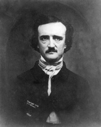Edgar Allan Poe (1809 – 1849) is an icon of 19th century literature