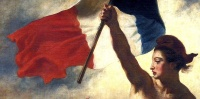 Liberty Leading the People (detail) (1831) by Eugène Delacroix