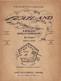 Flatland: A Romance of Many Dimensions is an 1884 novella by Edwin Abbott Abbott, still popular among mathematics and computer science students, and considered useful reading for people studying topics such as the concept of other dimensions. As a piece of literature, Flatland is respected for its satire on the social hierarchy of Victorian society.