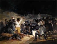 The Third of May 1808 (1814) by Francisco Goya