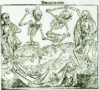 Dance of Death (1493) by Michael Wolgemut