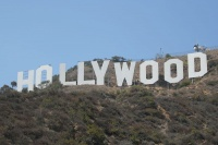 Hollywood is iconic for popular culture