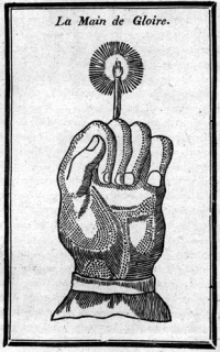 Hand of Glory, anonymous
