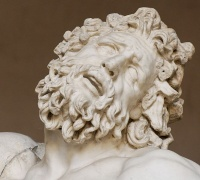 "Laocoön and His Sons (""Clamores horrendos"" detail), photo by Marie-Lan Nguyen"