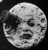 This page Science fiction is part of the speculative fiction series.Illustration: Screenshot from A Trip to the Moon (1902) Georges Méliès