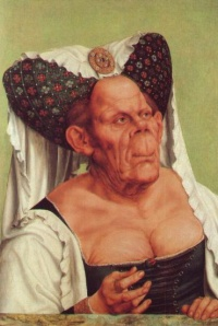 The Ugly Duchess (c. 1513) by Quentin Matsys