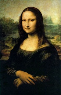 Mona Lisa, or La Gioconda. (La Joconde)
