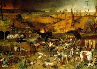 The Triumph of Death (1562) by Pieter Brueghel the Elder
